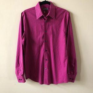 NWOT! Express Men's Modern Fit Long-Sleeve Shirt